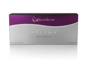 Allergan, juvederm voluma, acide hyaluronique